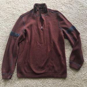 Men's Eddie Bauer Quarter Zipper Pullover